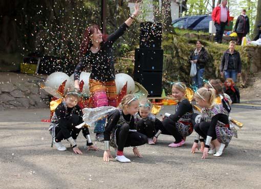 Kinderkurs: Regenbogenkids-Showtanz für Anfänger